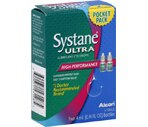 Systane Ultra Lubricant Eye Drops High Performance Pocket Pack