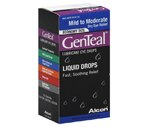 Genteal Lubricant Eye Drops Moderate Dry Eye Relief