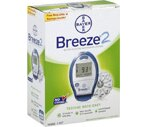 Bayer Breeze 2 Blood Glucose Monitoring System 1440