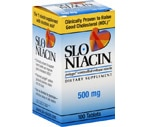 Slo-Niacin 500 Mg Tablets