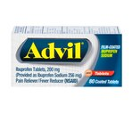 Advil 200 mg Film Coated Tablets