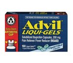 Advil Liqui-Gels Capsules 200mg, 160CT