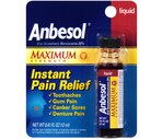 Anbesol Liquid Maximum Strength