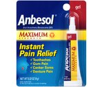 Anbesol Gel Maximum Strength