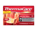 Thermacare Lower Back & Hip Heatwraps L-XL