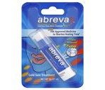 Abreva Cold Sore/Fever Blister Treatment Cream Pump