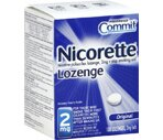 Nicorette Lozenges 2 Mg Original Flavor