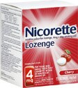 Nicorette Lozenges 4 Mg Cherry Flavor