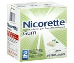 Nicorette 2 Mg Mint