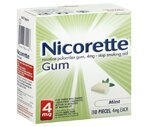 Nicorette 4 Mg Mint