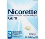 Nicorette 2 Mg Original