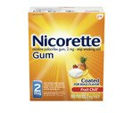 Nicorette 2 Mg Fruit Chill