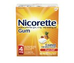 Nicorette 4 Mg Fruit Chill