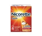 Nicorette 4 Mg Coated Cinnamon Surge