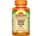 Sundown Ginko Biloba Tablets