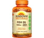 Sundown Fish Oil Softgels 1000 mg