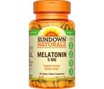 Sundown Extra Strength Melatonin Tablets 5 Mg
