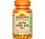 Sundown Super Alpha Lipoic Acid Capsules 600 Mg