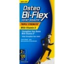 Osteo Bi-Flex Triple Strength with Vitamin D3 2000IU Coated Caplets