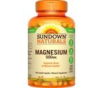 Sundown Naturals Magnesium 500 mg Caplets Value Size