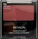 Revlon Powder Blush With Pop-Up Mirror 1707-06 Wine With Everything