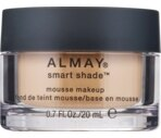 Almay Smart Shade Mousse Makeup, Light 100