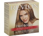 Revlon Frost & Glow Honey Highlighting Kit Medium To Dark Brown Hair