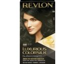 Revlon Luxurious Colorsilk Buttercream Permanent Hair Color, Black 10N