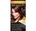 Revlon Luxurious Colorsilk Buttercream Permanent Hair Color, Light Golden Brown 54G