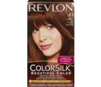 Revlon Color Silk Ammonia-Free Permanent Haircolor 4g Medium Golden Brown 43