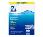 Bausch & Lomb Renu Multi-purpose Solution Twin Pack