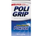 Super Poligrip Denture Adhesive Powder, Extra Strength