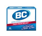 BC Fast Pain Relief Powders