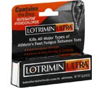 Lotrimin Ultra Athlete's Foot Cream