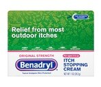 Benadryl Itch Stopping Cream Original Strength