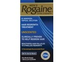 Rogaine Men's Extra Strength Hair Regrowth Treatment, Unscented