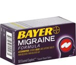 Bayer Migraine Formula Coated Caplets