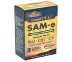 Nature Made Mood Plus Sam-E 400 Mg Tablets Double Strength