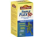 Nature Made TripleFlex 50+ Calcium + D Caplets
