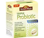Nature Made Triple Probiotic Smart Release Caplets