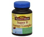 Nature Made Full Strength Minis Super B Energy Complex Softgels