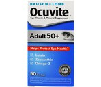 Ocuvite Soft Gels Adult 50+