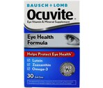 Bausch & Lomb Ocuvite Eye Health Formula Softgels
