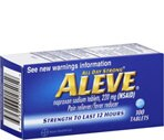Aleve Pain Relief Tablets