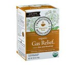 Traditional Medicinals Organic Herbal Tea Bags Gas Relief, 16CT