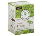 Traditional Medicinals Organic Herbal Tea Bags Fennel, 16CT