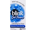 Blink Gel Tears Moderate-Severe Dry Eye Lubricating Eye Drops