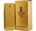 Paco Rabanne 1 Million by Paco Rabanne Eau De Toilette Spray 3.4 OZ