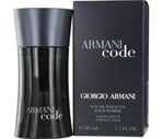 Armani Code by Giorgio Armani Eau De Toilette Spray 1.7 OZ