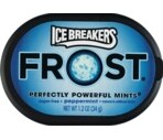Ice Breakers Frost Perfectly Powerful Mints Peppermint